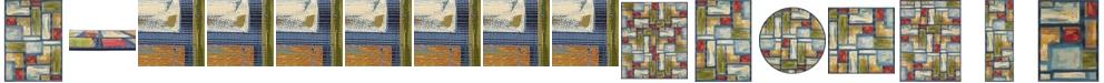 Bridgeport Home Pashio Pas1 Multi Area Rug Collection