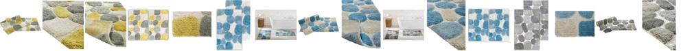 Chesapeake Pebbles 2 Piece Bath Rug Set