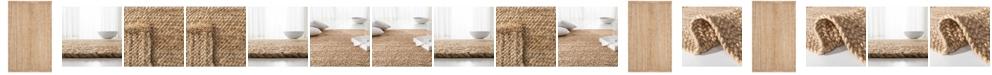 Lauren Ralph Lauren Carena Weave LRL7305B Straw  Area Rug Collection