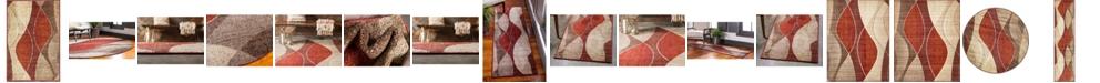 Bridgeport Home Jasia Jas04 Multi Area Rug Collection