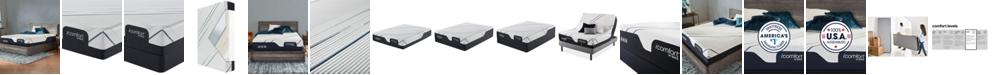 Serta iComfort by CF 3000 12.5'' Plush Mattress Set- Queen Split