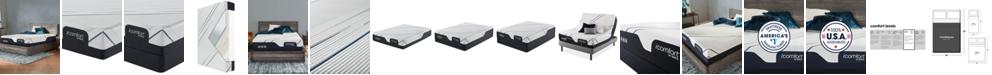 Serta iComfort by CF 3000 12.5'' Plush Mattress Set- Full
