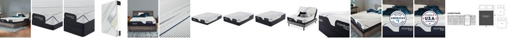 Serta iComfort by CF 3000 12.5'' Plush Mattress Set- Queen