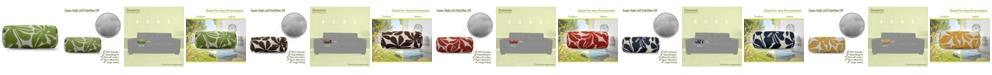 "Majestic Home Goods Plantation Decorative Round Bolster Pillow 18.5"" x 8"""