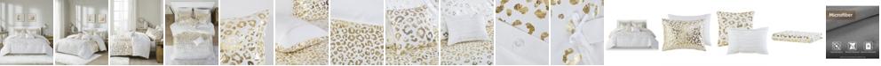 Intelligent Design Lillie 4 Piece Twin/Twin XL Duvet Cover Set