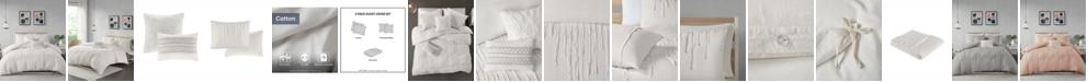 Urban Habitat Paloma King/Cal King 5 Piece Cotton Duvet Cover Set