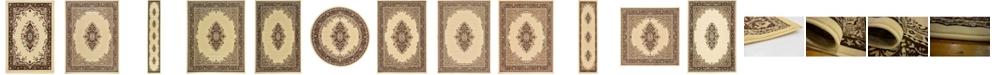 Bridgeport Home Birsu Bir1 Ivory Area Rug Collection