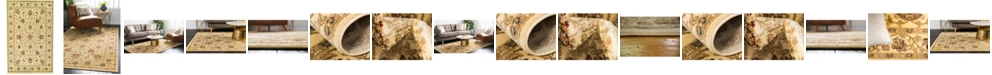 Bridgeport Home Passage Psg6 Ivory Area Rug Collection