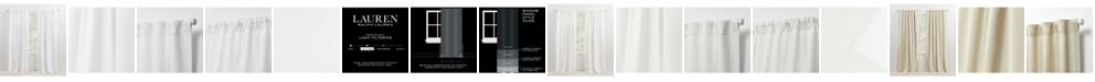 Lauren Ralph Lauren Leanne Pocket Curtain Panel Collection