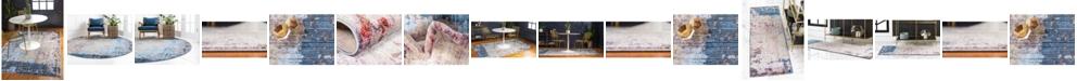 Jill Zarin  Greenwich Village Downtown Jzd006 Multi Area Rug Collection