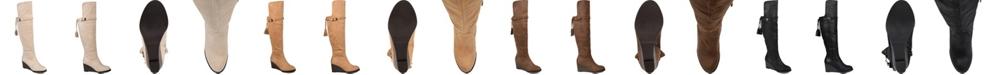 Journee Collection Women's Extra Wide Calf Jezebel Boot