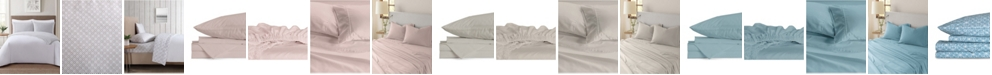 Jennifer Adams Home Jennifer Adams Lux Collection Twin Sheet Sets