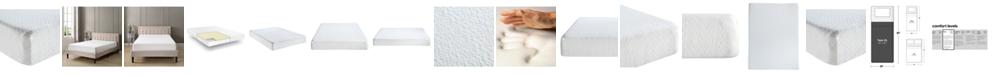 "Sleep Trends Cecelia 8"" Memory Foam Mattress - Twin XL, Mattress in a Box"