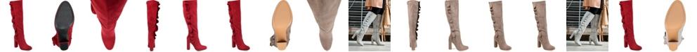 Journee Collection Women's Wide Calf Vivian Boot