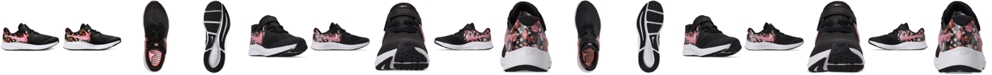 Nike Little Girls' Star Runner 2 Vintage Floral Casual Athletic Sneakers from Finish Line