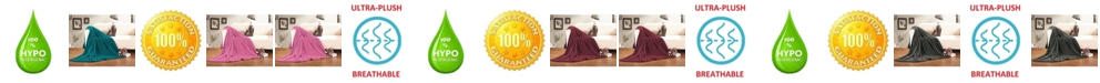 Elegant Comfort Super Silky Soft - Sale - All Season Super Plush Luxury Fleece Blanket King/California King