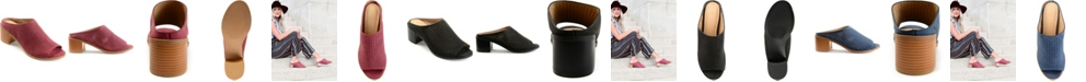 Journee Collection Women's Ziff Mules