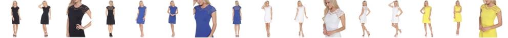 White Mark Women's Pelagia Dress