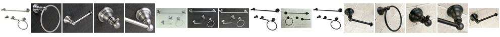 Kingston Brass American Classic 4-Piece Bathroom Accessory Set