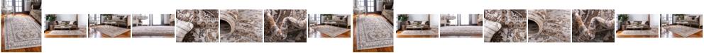 Bridgeport Home Wisdom Wis2 Ivory Area Rug Collection