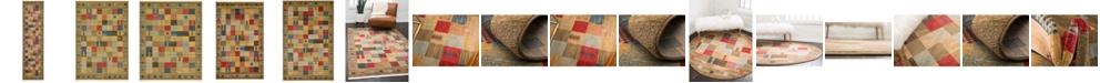 Bridgeport Home Ojas Oja1 Light Brown Area Rug Collection