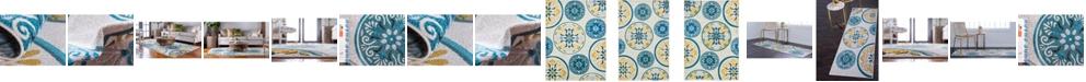 Bridgeport Home Pashio Pas4 Ivory Area Rug Collection