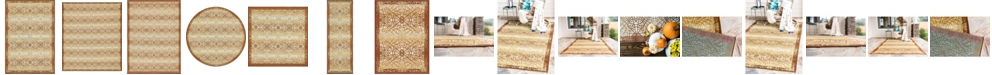 Bridgeport Home Pashio Pas1 Beige Area Rug Collection
