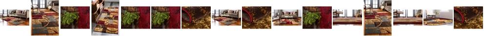 Bridgeport Home Kallista Kal9 Multi Area Rug Collection