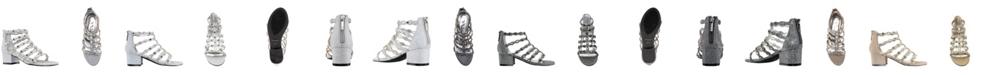 Nina Mantina Toddler, Little Kid and Big Kid Girls Fashion Dress Sandal