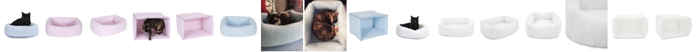 Carolina Pet Company Mysterious Kitty Kuddler Cat Bed