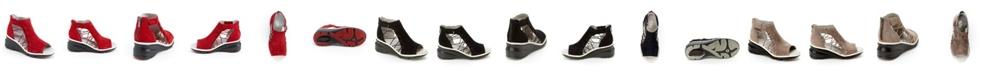 Jambu Naomi Wedge Casual Sandal
