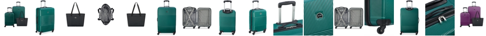 Delsey CLOSEOUT! Groove DLX 3-Pc. Luggage Set