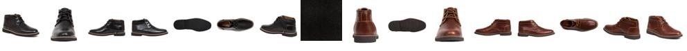 DEER STAGS Little and Big Boys Zeus Memory Foam Dress Comfort Chukka Boot
