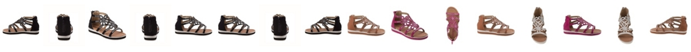 Rugged Bear Kensie Girl's Every Step Strappy Sandals