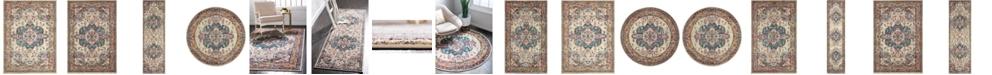Bridgeport Home Sana San1 Beige Area Rug Collection