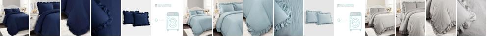 Lush Decor Reyna 3-Pc. King Comforter Set