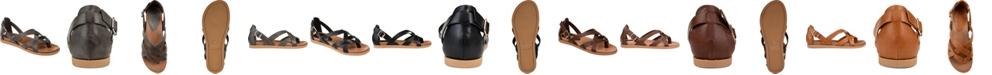 Journee Collection Women's Ziporah Sandals