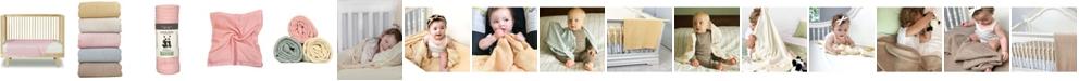 BedVoyage Viscose from Bamboo Baby Blanket - Hypoallergenic