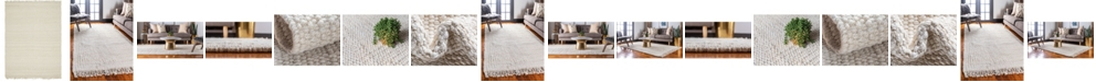 Bridgeport Home Stout Jute Stj1 Ivory Area Rug Collection
