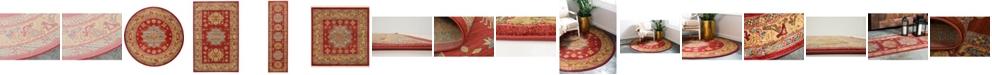 Bridgeport Home Harik Har1 Red Area Rug Collection