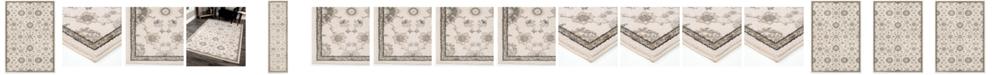 Palmetto Living Riverstone Manor Sarouk Soft White Area Rug Collection