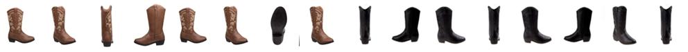 Kensie Girl Little Girls Boots with Heel