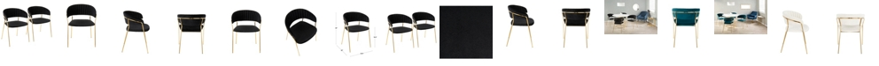 Lumisource Tania Chair Set of 2