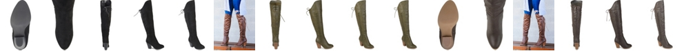 Journee Collection Women's Wide Calf Spritz-S Boot