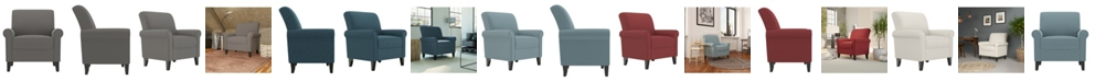 Handy Living Janet Rolled Arm Chair