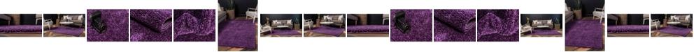 Bridgeport Home Uno Uno1 Violet Area Rug Collection