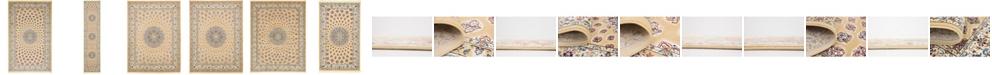 Bridgeport Home Zara Zar1 Tan Area Rug Collection