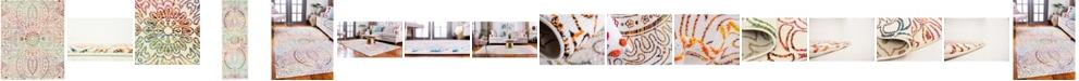 Bridgeport Home Pari Par3 Ivory Area Rug Collection