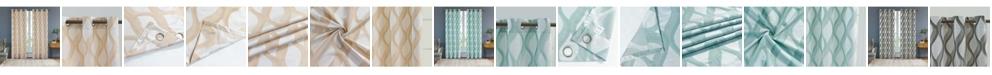 """Lyndale Decor Rivoli Room Darkening Curtain, 95"""" L x 54"""" W"""