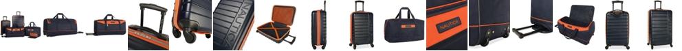 Nautica Sea Tide 5-Pc. Hardside Luggage Set, Created for Macy's